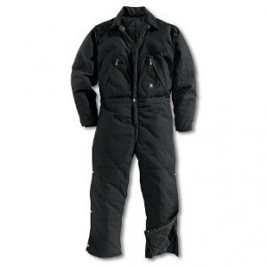 Warmest Insulated Coveralls