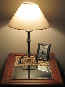 How to Repair a Lamp - End Table Lamp