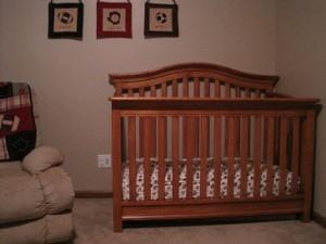 Convertible Crib Toddler Bed