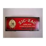 Zig Zag Cigarette Tubes Full Flavor King Size